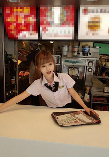 台湾で大人気の癒しの店員さんッ(笑) 今日の気になる小姐 8-28 (6)