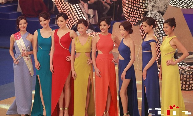 2015ミス香港 今年のミスは・・・(笑) 今日の大陸小姐 9-23 (8)