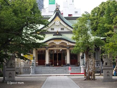 難波八阪神社P5310909