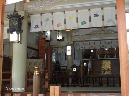 難波八坂神社P5310915