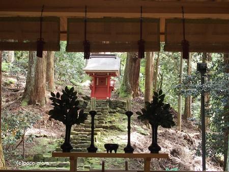 室生寺 天神社 P9210034