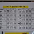 長野電鉄 屋代線 臨時列車時刻表
