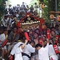 布川神社臨時大祭一日目 神輿渡御