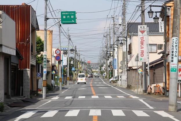 旧水戸街道 宮和田宿
