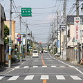 写真: 旧水戸街道 宮和田宿