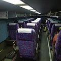 Photos: 高速バス スサノオ 車内