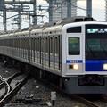 Photos: 6000系6117F(4502レ)準急Y24新木場