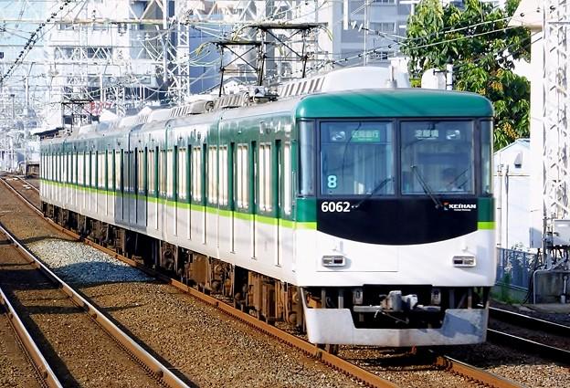 6000系6012F(P1601A)区間急行KH01淀屋橋