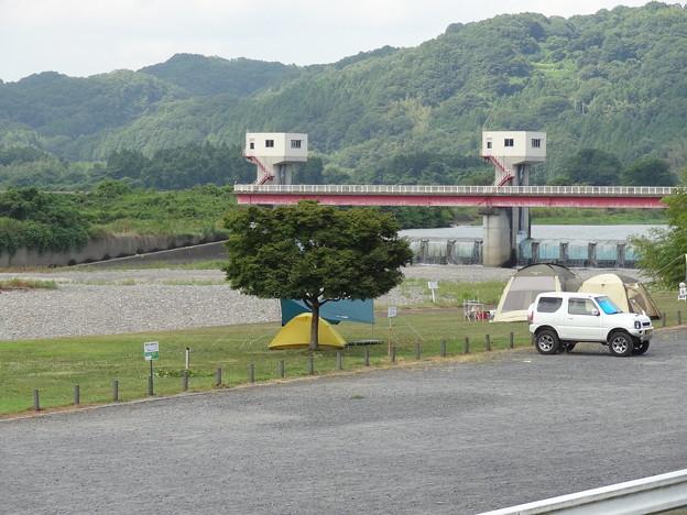 20150808_05 辰ノ口親水公園キャンプ?