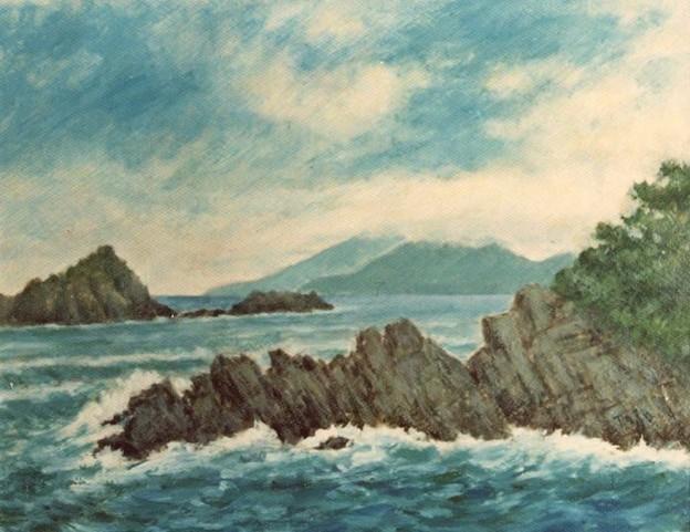 1991 南三陸の岩