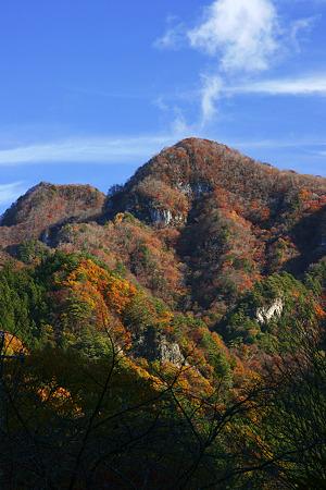 両神山の秋
