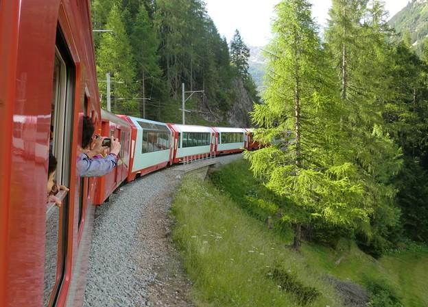 レーティッシュ鉄道アルブラ線