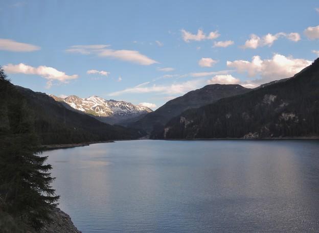マルモーレラ・シュタウ湖