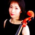 写真: 寺島都志子 てらしまとしこ チェロ奏者 チェリスト      Toshiko Terashima