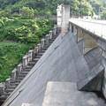 写真: 久知川ダム (1)