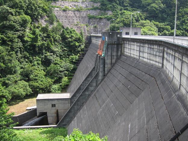 写真: 大野川ダム (2)