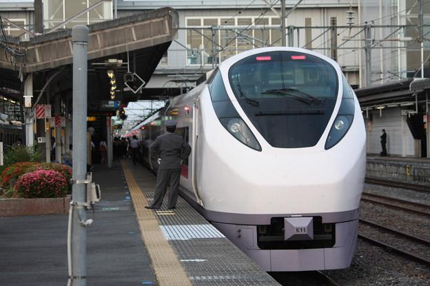 E657系K11編成 集約臨時列車 後追い