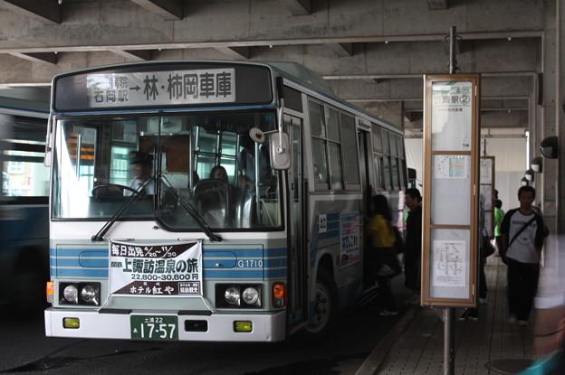 関鉄グリーンバス G1710