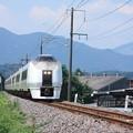 Photos: 651系K105編成 9741M 集約臨時列車 (3)