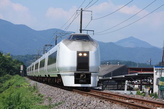 651系K105編成 9741M 集約臨時列車 (7)