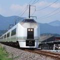 Photos: 651系K105編成 9741M 集約臨時列車 (7)