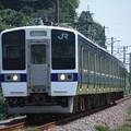 Photos: 水戸線 415系1500番台K537編成 744M 普通小山行