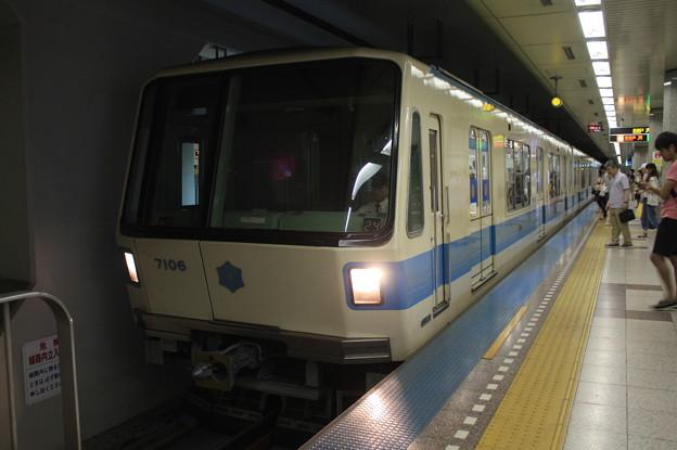 写真: 札幌市営地下鉄東豊線7000形第6編成