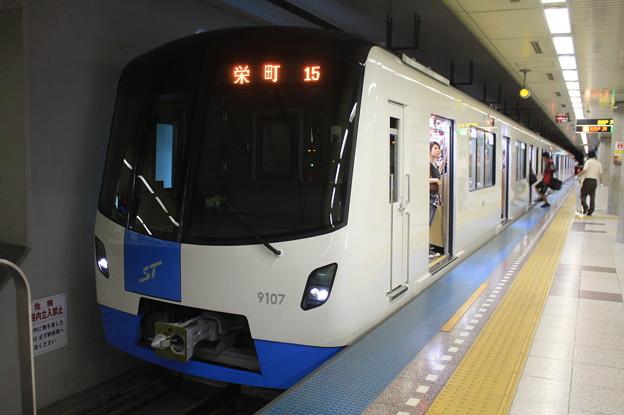 札幌市営地下鉄東豊線9000形第7編成