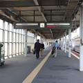 函館駅7番線・8番線ホーム