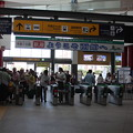 函館駅 改札口