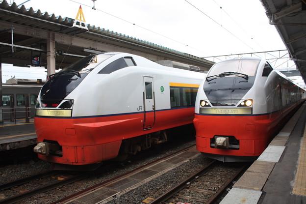 E751系A101編成&A102編成