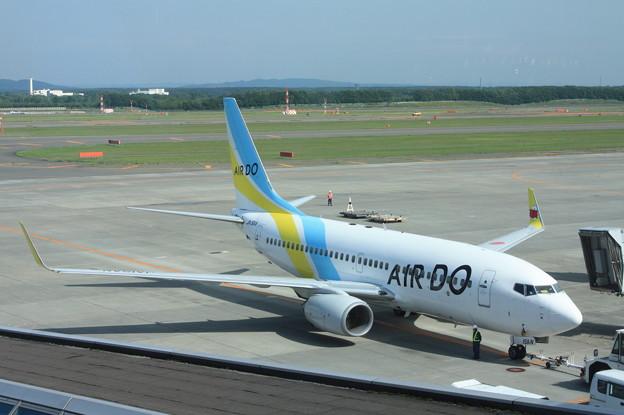 AIRDO ボーイング737-700 JA15AN