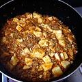 Photos: 代謝が悪いので?麻婆豆腐を作ってみた。レトルトじゃないよ~。
