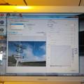 Photos: もはや付属ソフトはビスタではだめでした。