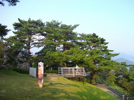 国見ヶ丘 赤松