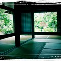 木曽郡大桑村定勝寺   京都南禅寺天授庵と少し似た雰囲気
