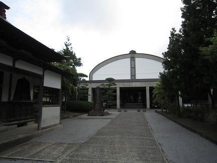 円通寺境内