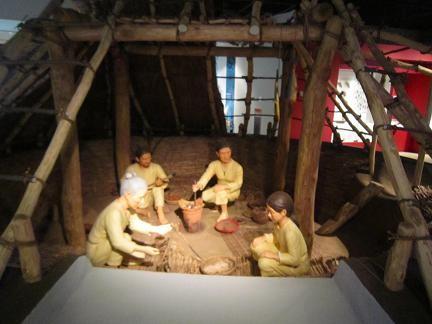 縄文の人々