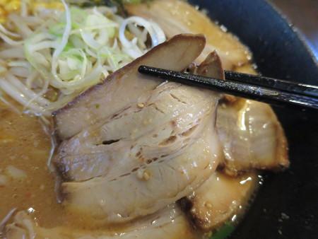 坊蔵 信州味噌チャーシュー チャーシューアップ