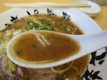 いなば製麺 濃魚超豚骨醤油 スープアップ