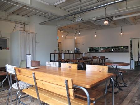 Cafe&Pub 96 糸魚川店 店内の様子