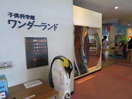 上越市立水族博物館 子供科学館 ワンダーランド