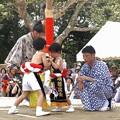 Photos: 延方花相撲