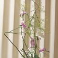 Photos: 苦手な花材で頑張る