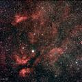 龍頭星雲!? IC1318