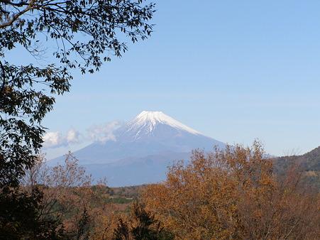 富士見台より望見