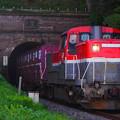 石巻線 貨物列車