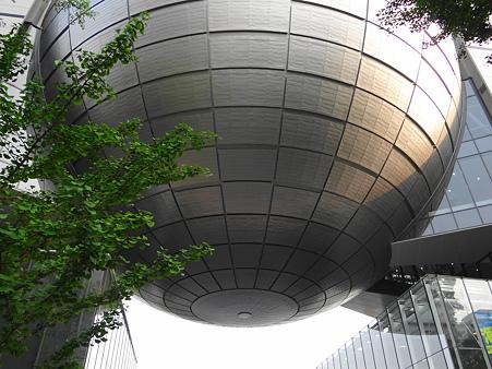 名古屋市科学館プラネタリウム館