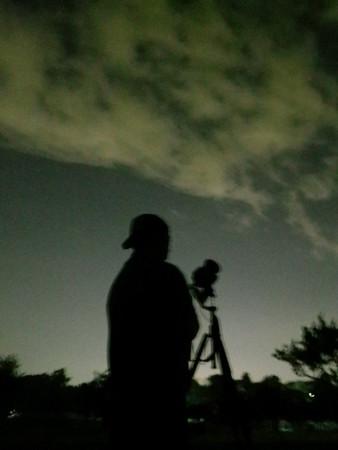 天文写真撮影の敵「雲」