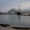 瓦礫の港・女川港